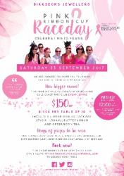 Pink Ribbon Cup Fundraiser for National Breast Cancer Foundation - Gold Coast