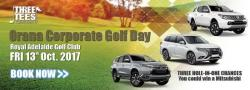 Oct 13 Orana Corporate Golf Day