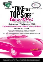Shannons Take Your Tops Off for Breast Cancer Research