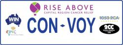 Rise Above Cancer Convoy