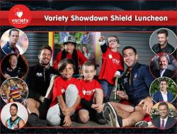 Variety Showdown Shield Luncheon proudly presented by Jarvis Toyota
