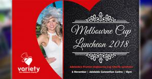Variety SA Melbourne Cup Luncheon 2018