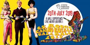 Casino Royale 65 Roses Gala Ball 2019 | Cystic Fibrosis Queensland