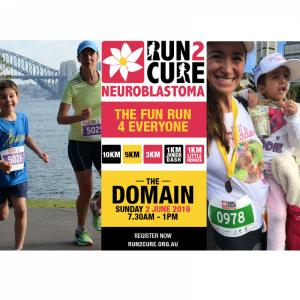 Run2Cure Neuroblastoma 2019