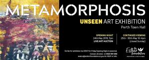 METAMORPHOSIS:Live Art Auction