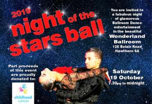 Night of the Stars Ball 2019
