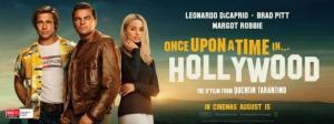 Oct 05 Perth Homeless Support Group-Movie Fundraiser: Once Upon a Time in Hollywood