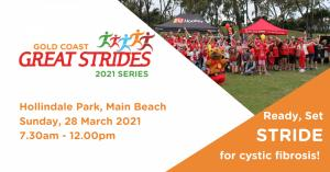 Mar 28 Great Strides Gold Coast