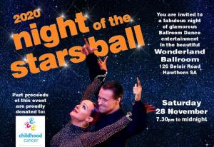 Night of the Stars Ball for Childhood Cancer