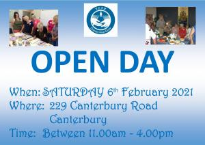 Feb 06 TCFV Open Day