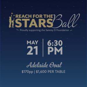 Reach for the Stars Ball 2021