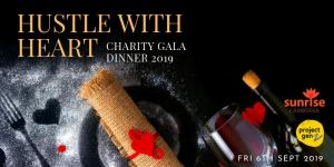 Sep 06 HUSTLE WITH HEART CHARITY GALA DINNER- PROJECT GEN Z