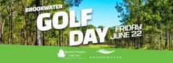 Brookwater Golf Day for Ipswich Hospice
