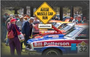 Aussie Muscle Car Run, Ceremonial Finish,  Saturday 2 Nov 2019