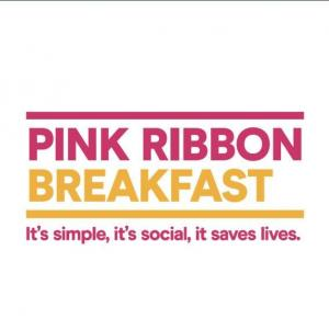 Pink Ribbon Breakfast at Flight Centre Business Travel Cairns
