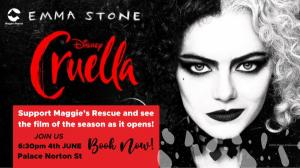 Jun 04 Maggies Rescue Presents : Disneys Cruella!