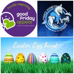 Force Fitness Studio Good Friday Appeal Easter Hunt