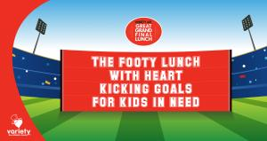 Variety AFL Great Grand Final Lunch 2018