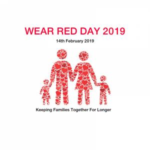 Wear Red Day