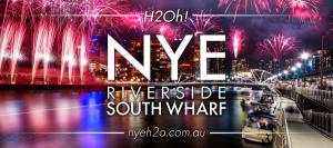 New Years Eve Party Melbourne - h2oh Riverside