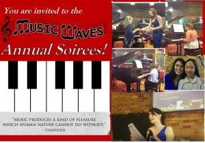 2020 Music Waves Annual Charity Soiree