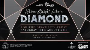 Shine Bright Like A Diamond Gala Night 2019 for The Disability Trust