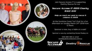 Secure Access IT 2019 Charity Race Day