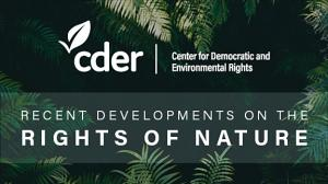 Australia: Recent Developments on the Rights of Nature