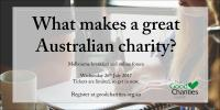 What Makes A Great Australian Charity?