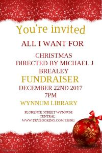 All I Want for Christmas Fundraiser