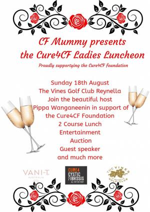 Cure4CF Foundation Ladies Luncheon