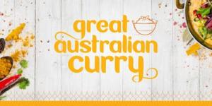 Great Australian Curry Canberra Dinner