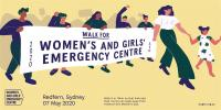 Walk for Womens and Girls Emergency Centre