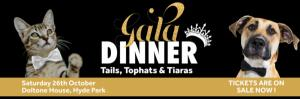 2019 Gala Dinner for Sydney Dogs and Cats Home - Tails, Tophats & Tiaras