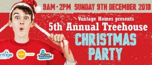 Dec 09 Vantage Homes – 5th Annual Treehouse Christmas Party