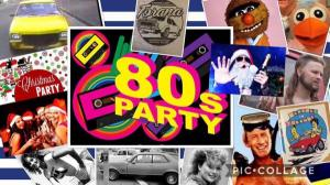 TASC 80s Themed Christmas Party 2019!