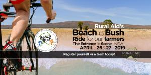 Apr 26 Beach to Bush ride for our farmers - The Entrance to Scone