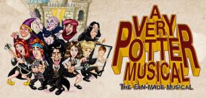 A Very Potter Musical - Charity Event