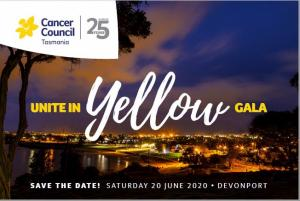 Unite in Yellow Gala Dinner : Devonport