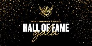 2019 Canberra Raiders Hall of Fame Gala