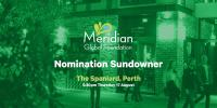 Nomination Sundowner Fundraiser