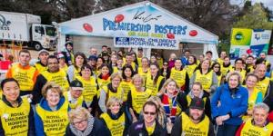 2018 AFL Grand Final Premiers Poster sales for the Royal Childrens Hospital