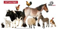 Animal Justice Party Fundraiser Quiz Night