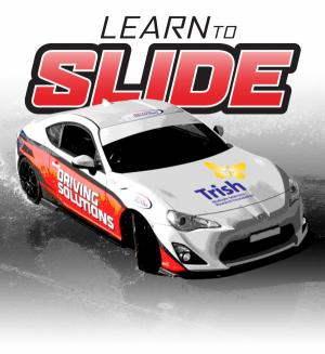 May 16 Learn to Slide. Skid Pan Day.