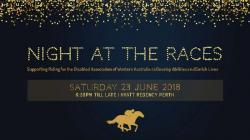 Night at the Races Gala Dinner
