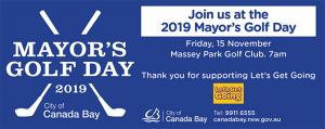 Mayors Golf Day 2019
