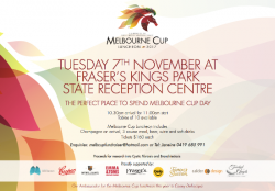 Melbourne Cup Luncheon for Cystic Fibrosis
