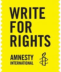 Write 4 Rights Amnesty International