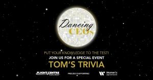 TOMS TRIVIA - Proudly supporting Womens Legal Services