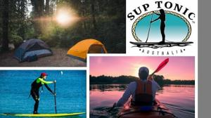 SUP & kayakcanoeing weekend fundraiser